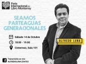 Promo conferencia FIL 2017, Cintermex, Monterrey, NL